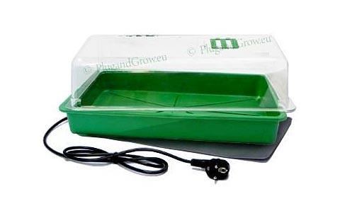 Comprar mini invernadero eléctrico calefactor